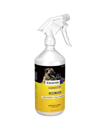 REPULSIF SPRAY CANISTOP - Répulsifs -